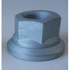 гайка М 22*1,5  DIN  7436, дрібнорізьбова з підкладкою, геомет